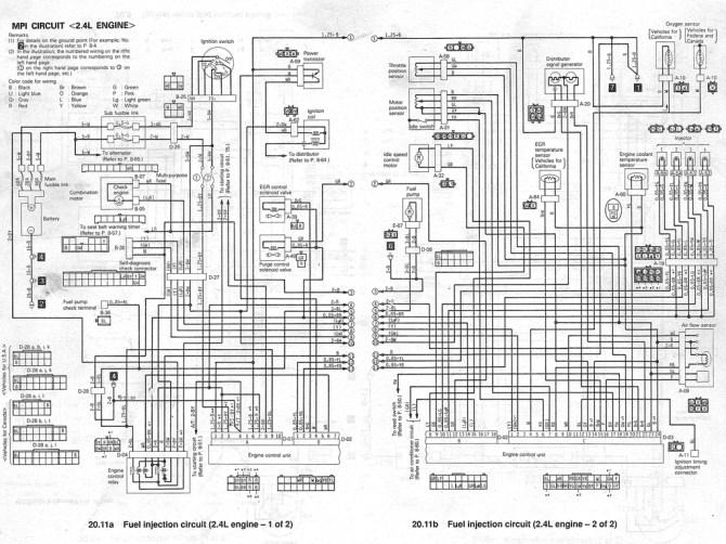 wiring diagram mitsubishi triton 2007  2012 altima fuse