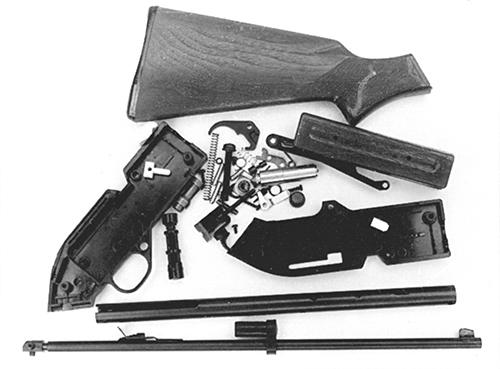 Crosman 357 Air Pistol Parts