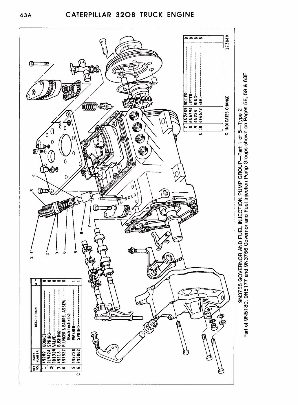 Wg Cat Engine Fuel System Besides Cat E Ecm