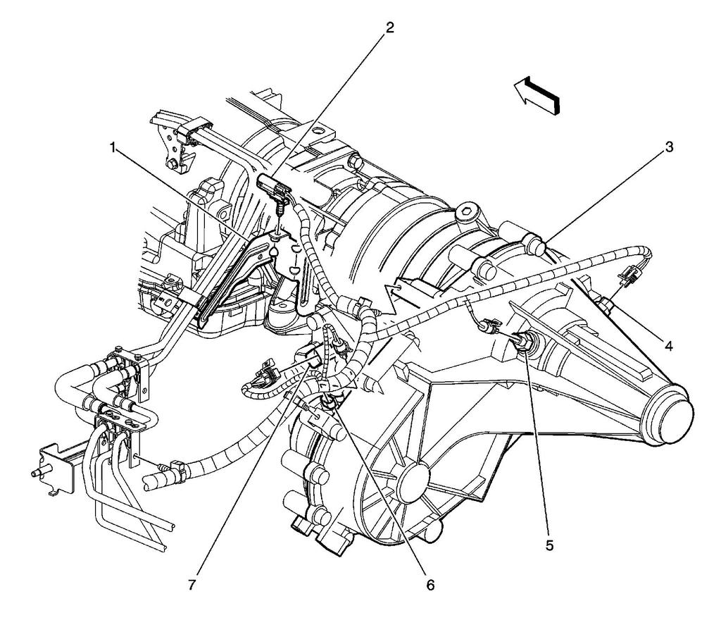 Ae Trailblazer Differential Diagram Free Diagram