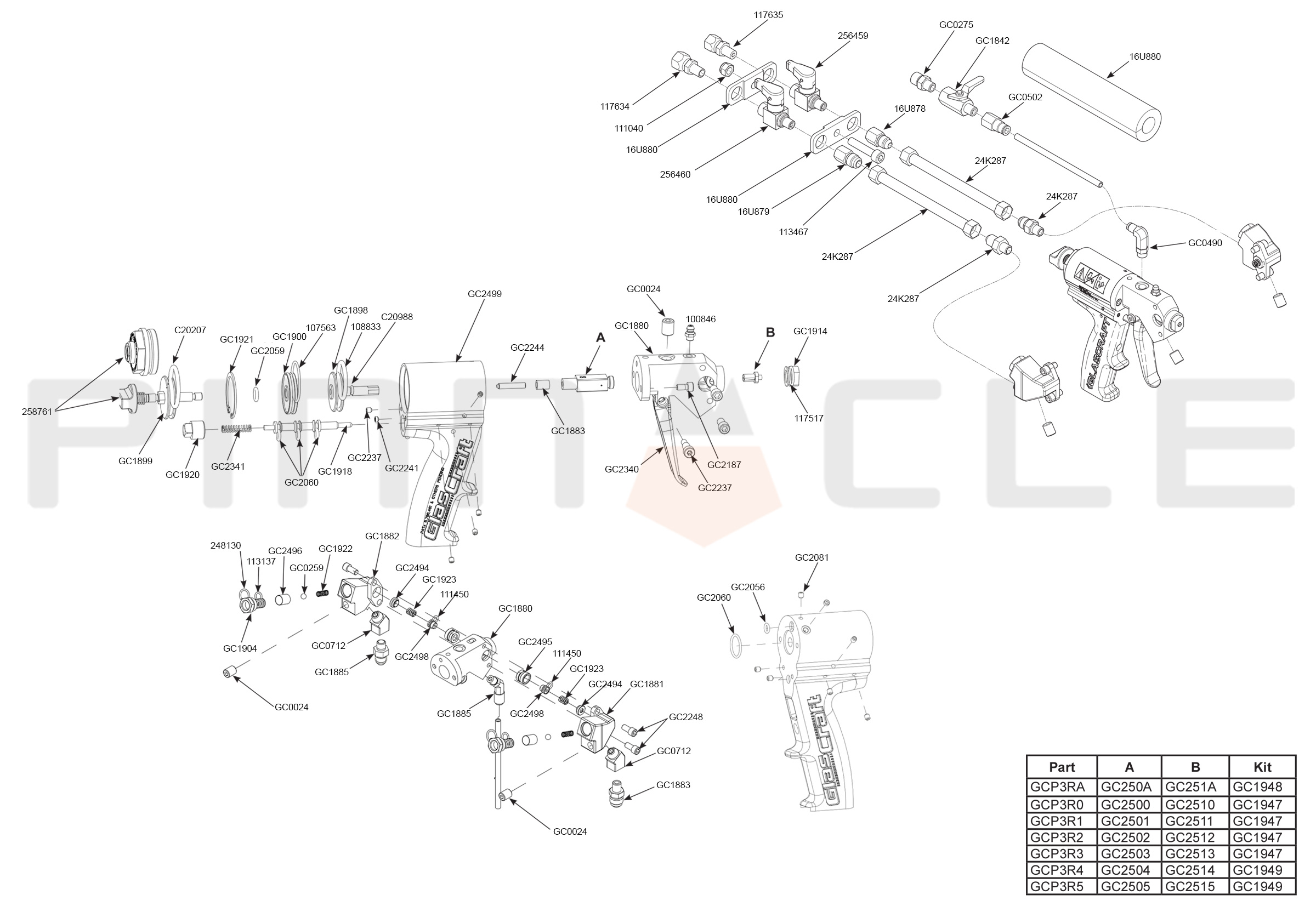 Tx Protection Gun Gun Parts Diagram Free Diagram