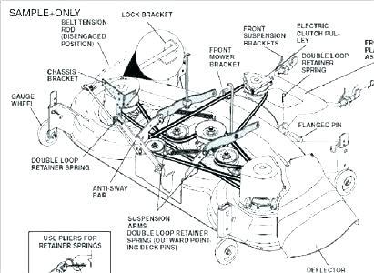Lawn Mower Diagram Wiring