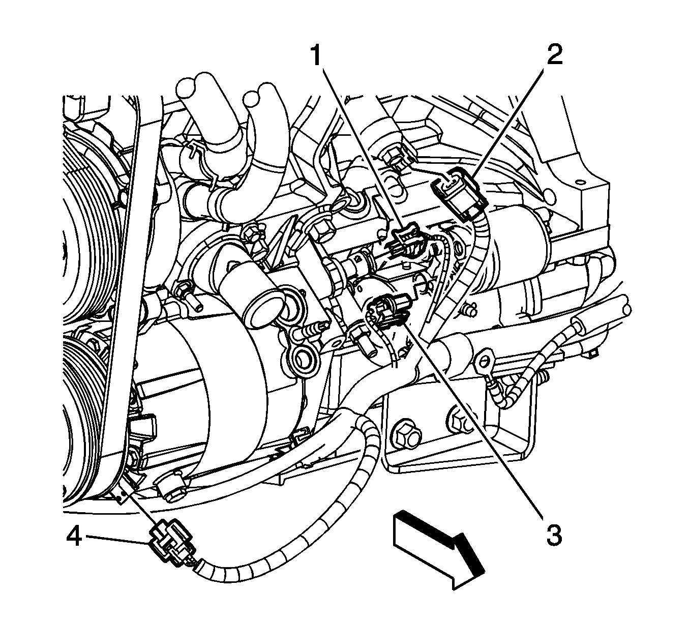 Hhr Engine Diagram