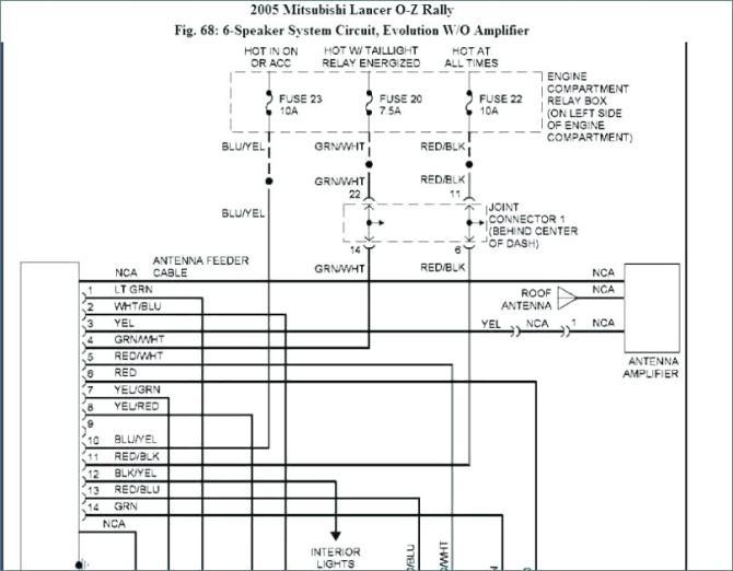 mitsubishi triton radio wiring diagram  wiring diagram