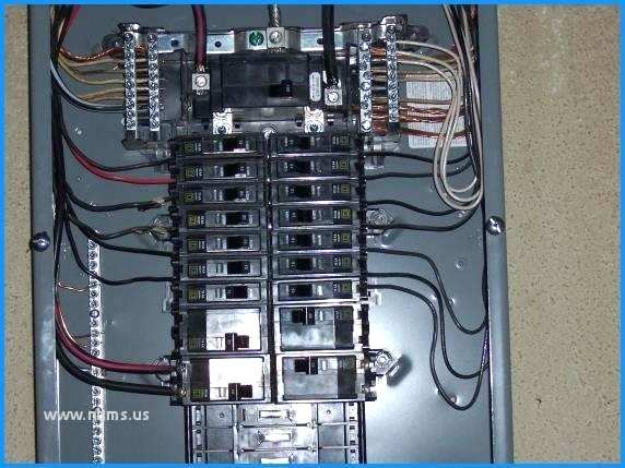 square d 200 amp panel wiring diagram sign for ground