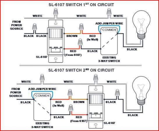 motion sensor wiring diagram wall  relay dayton diagram