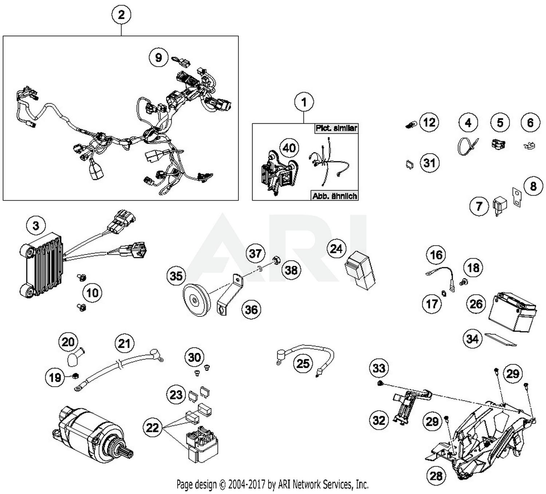 Ktm 350 Exc F Wiring Diagram