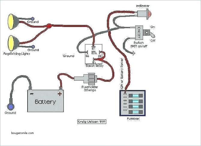 hella fog lights wiring diagram with relay  mazda fuse