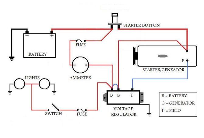 delco remy generator wiring diagram  wiring diagram for