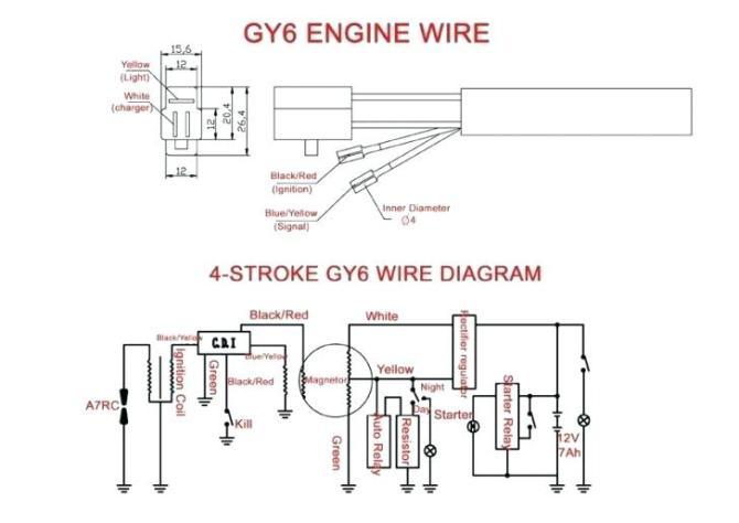 ht2301 lifan 5 wire lighting diagram wiring diagram