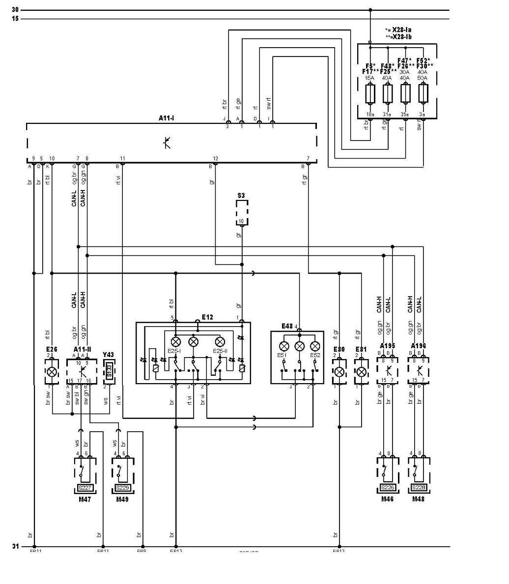 Bz Vw Golf Mk4 Central Locking Wiring Diagram