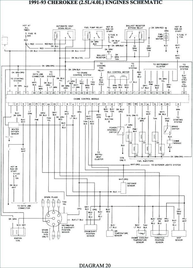 jeep xj wiring diagram  dean vendetta pickup wiring diagram