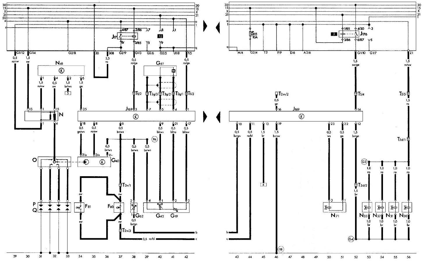 Vw Golf Gti Mk2 Wiring Diagram