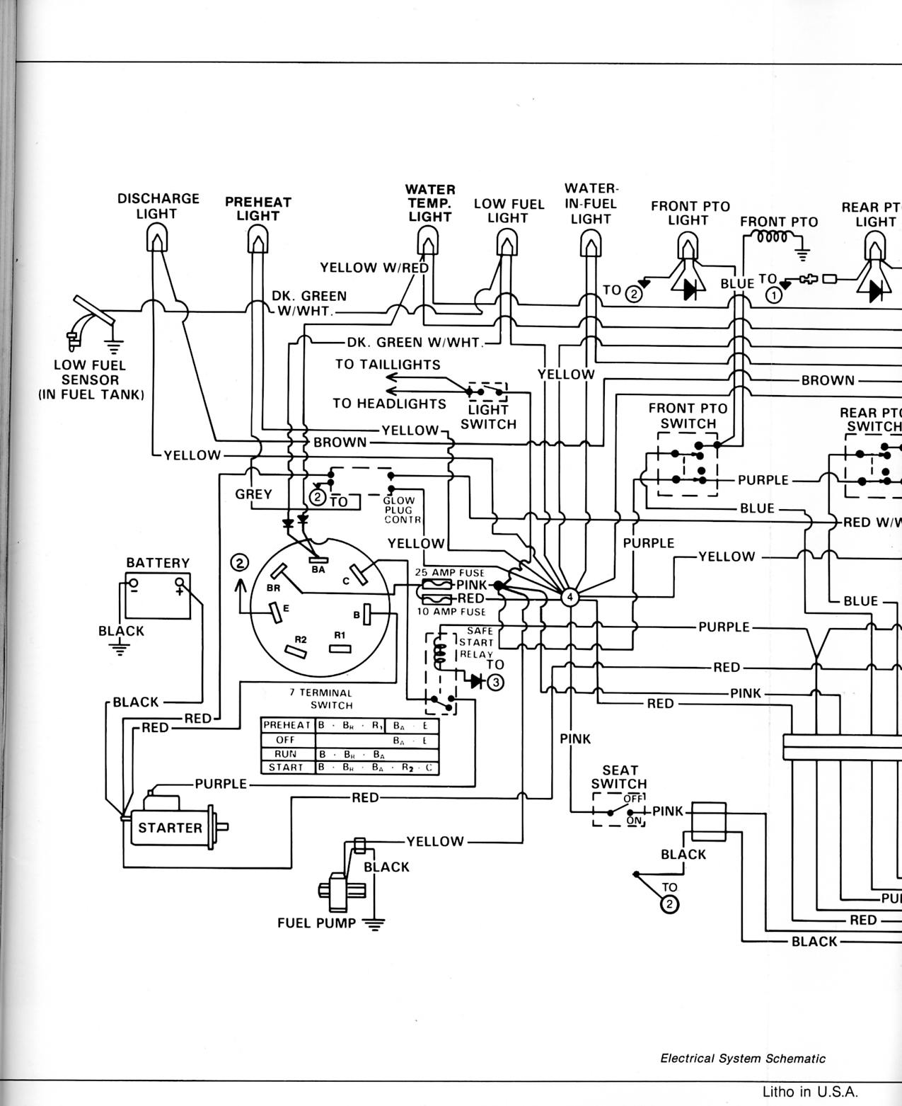 30 Fresh Case C Starter Wiring Diagram
