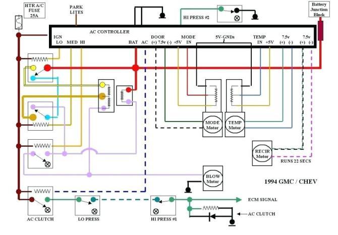 fv9662 85 gmc wiring diagram wiring diagram