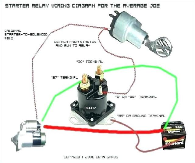 how do i wire a starter solenoid | hobbiesxstyle