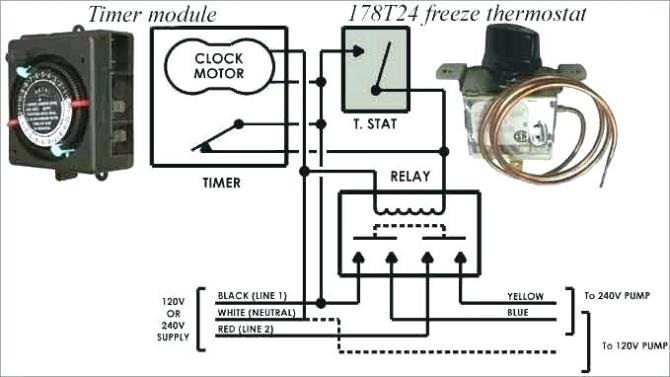 nx7903 pool pump timer wiring diagram also pool pump timer