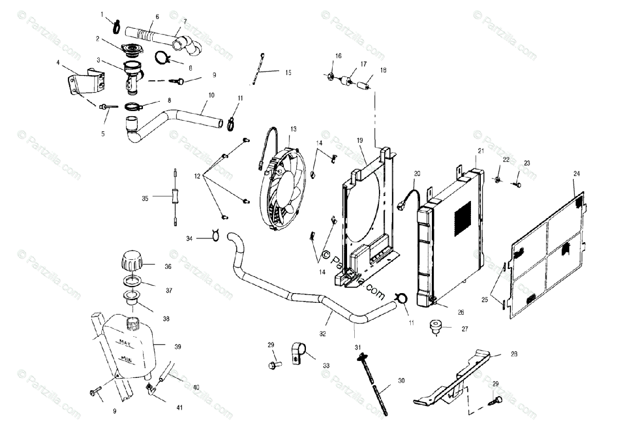 Polaris Sportsman 500 Winch Wiring Diagram