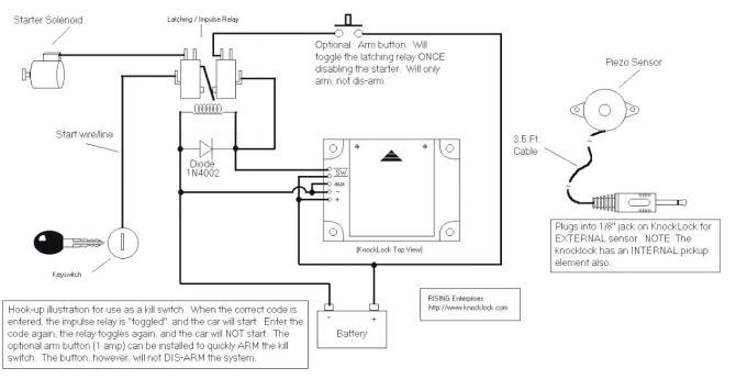 al6920 installation diagram on craftsman garage door