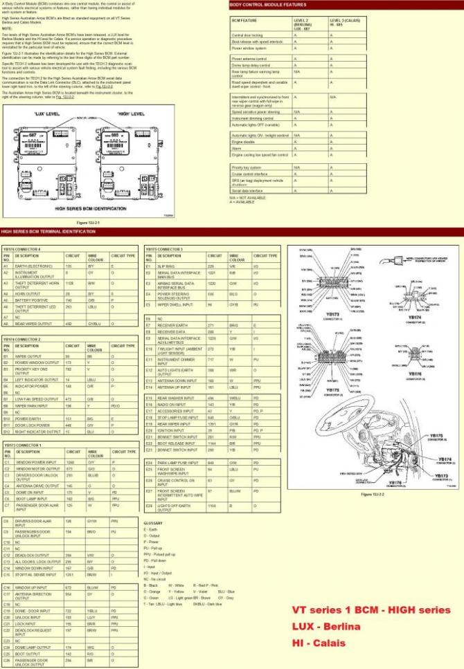 vt commodore stereo wiring diagram  01 camry wiring diagram