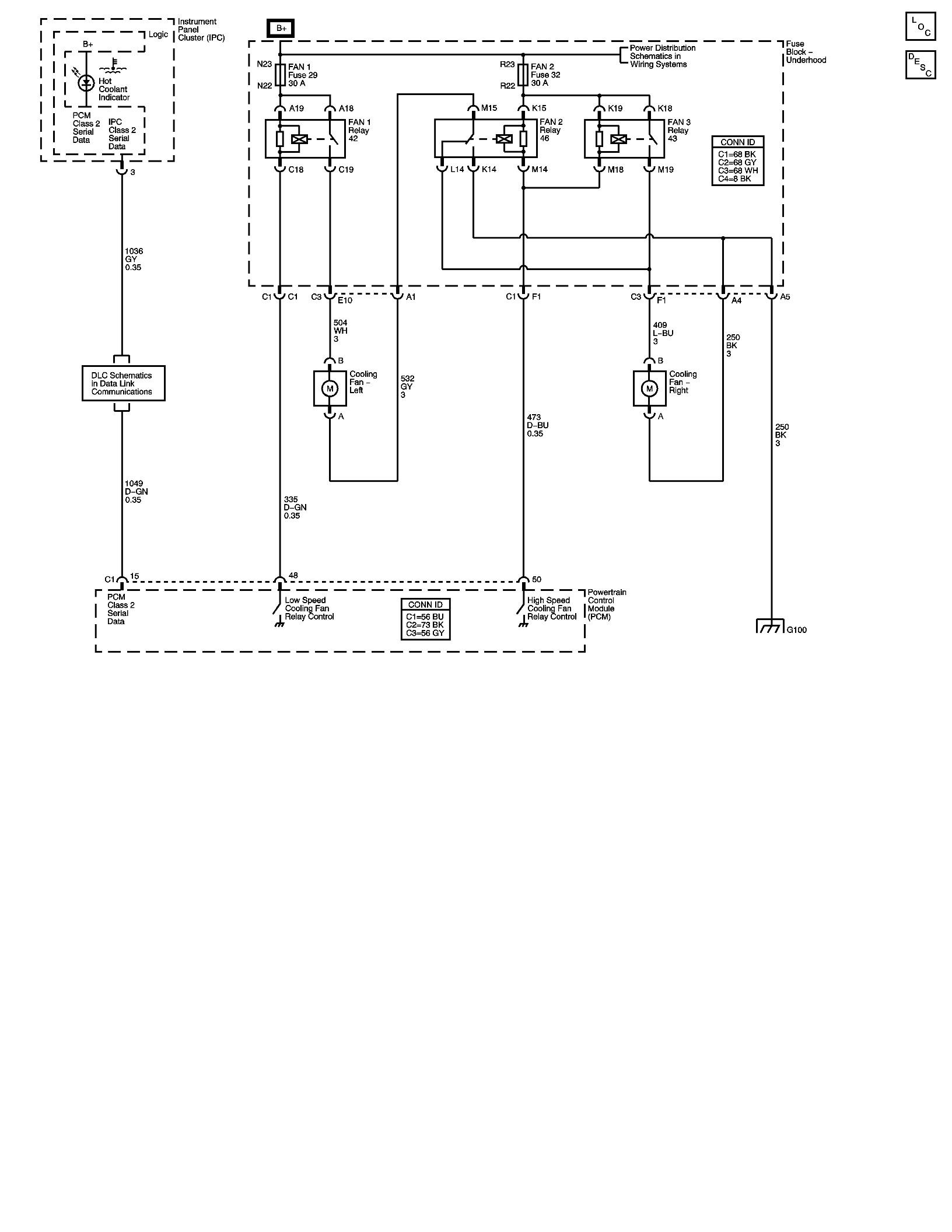 Kx Pontiac Grand Prix Cooling System