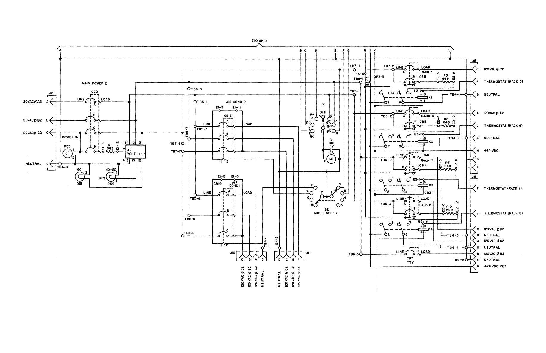 House Schematic Wiring Diagram