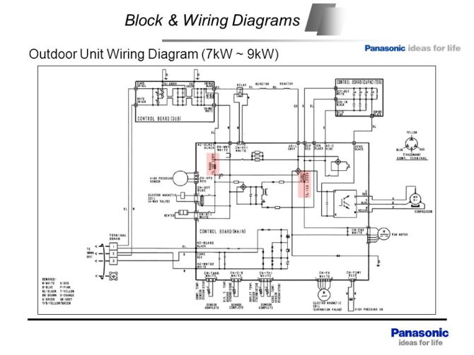 air conditioner wiring diagram picture  xd1228 wiring