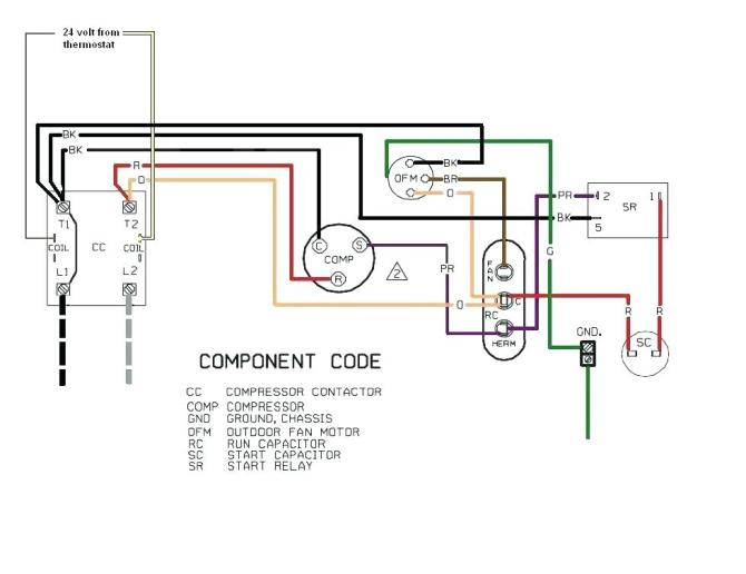 of3730 tempstar heat pump wiring diagram style ph5542