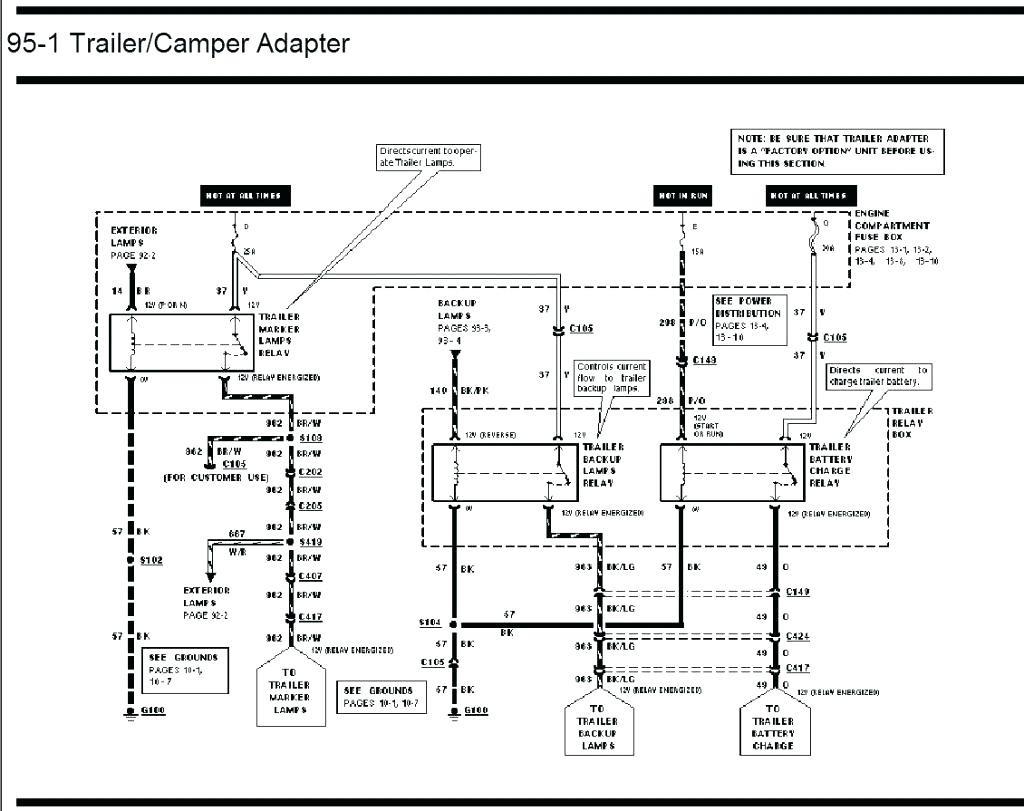 Bo Coleman Trailer Wiring Diagram Free Diagram