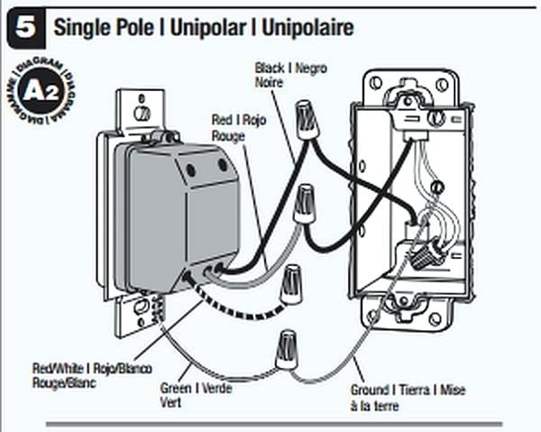 Lutron Light Switch Setup