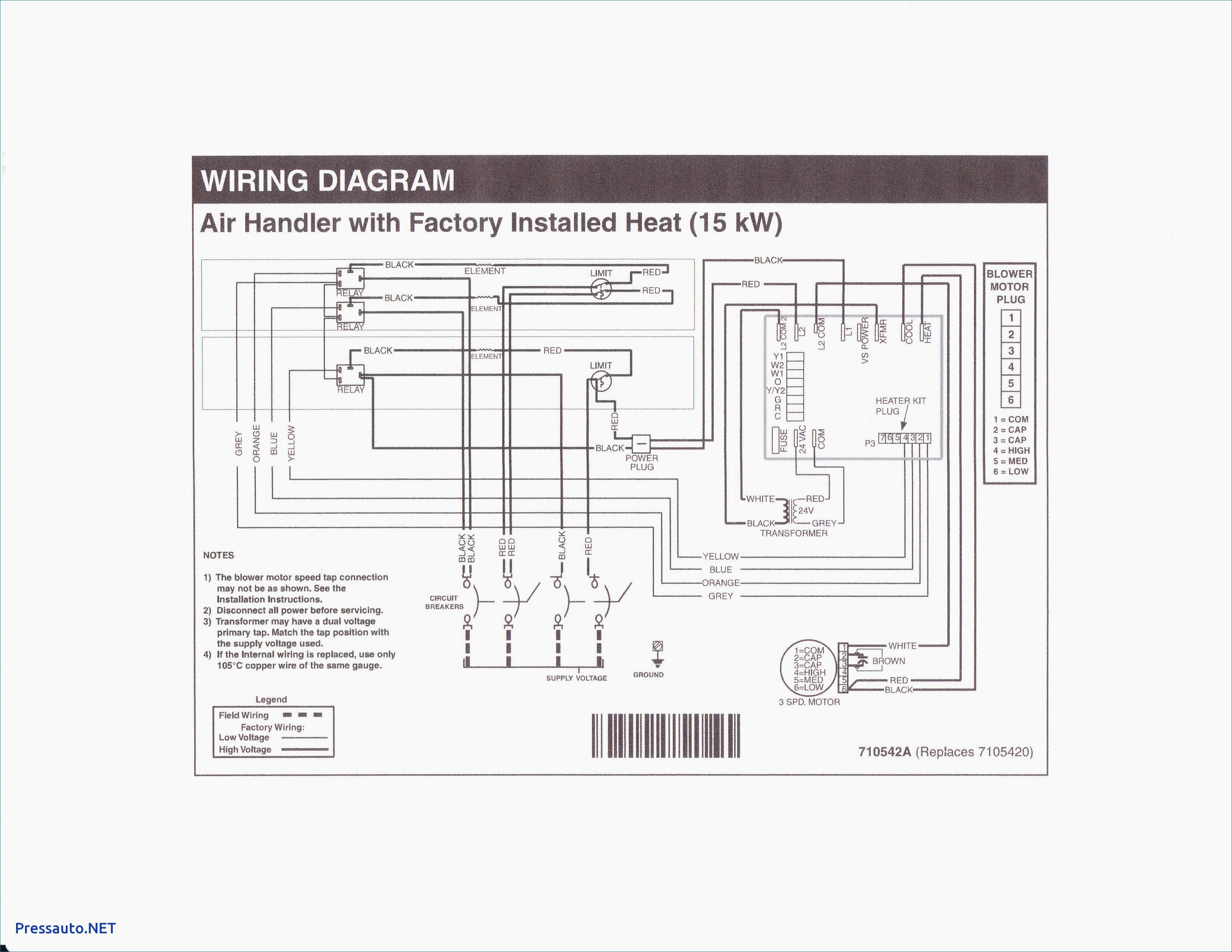 Intertherm Mh 15 Wiring Diagram