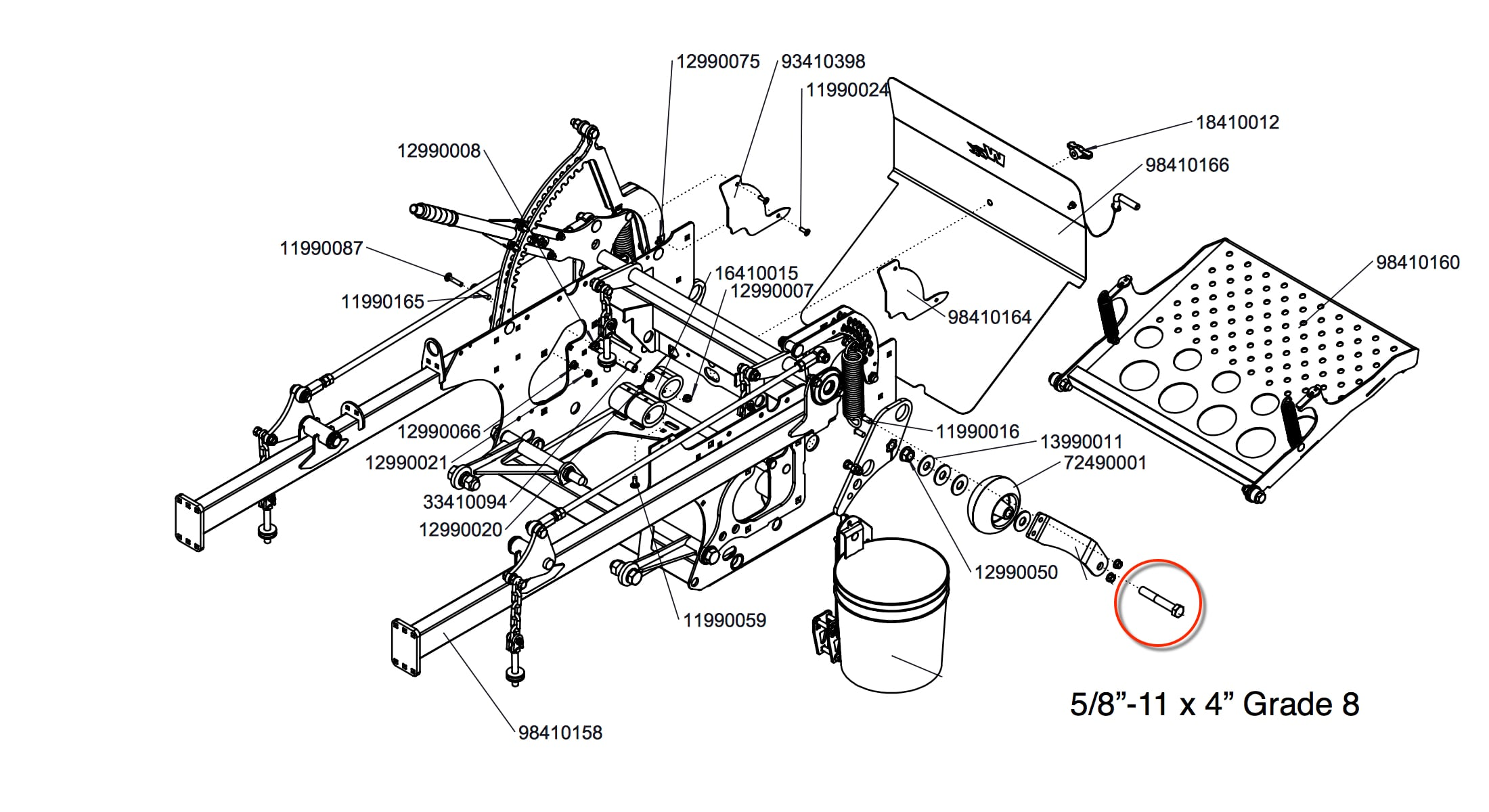 Wright Stander Mower Wiring Diagram