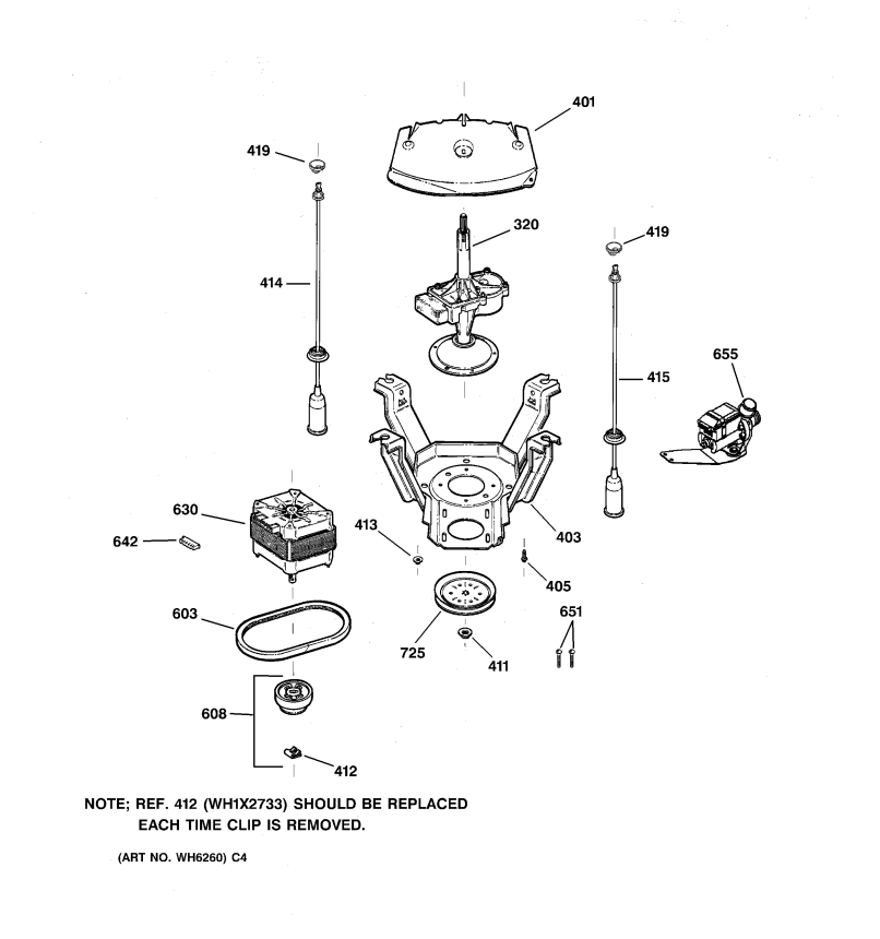 Washer Parts Diagram In Addition Ge
