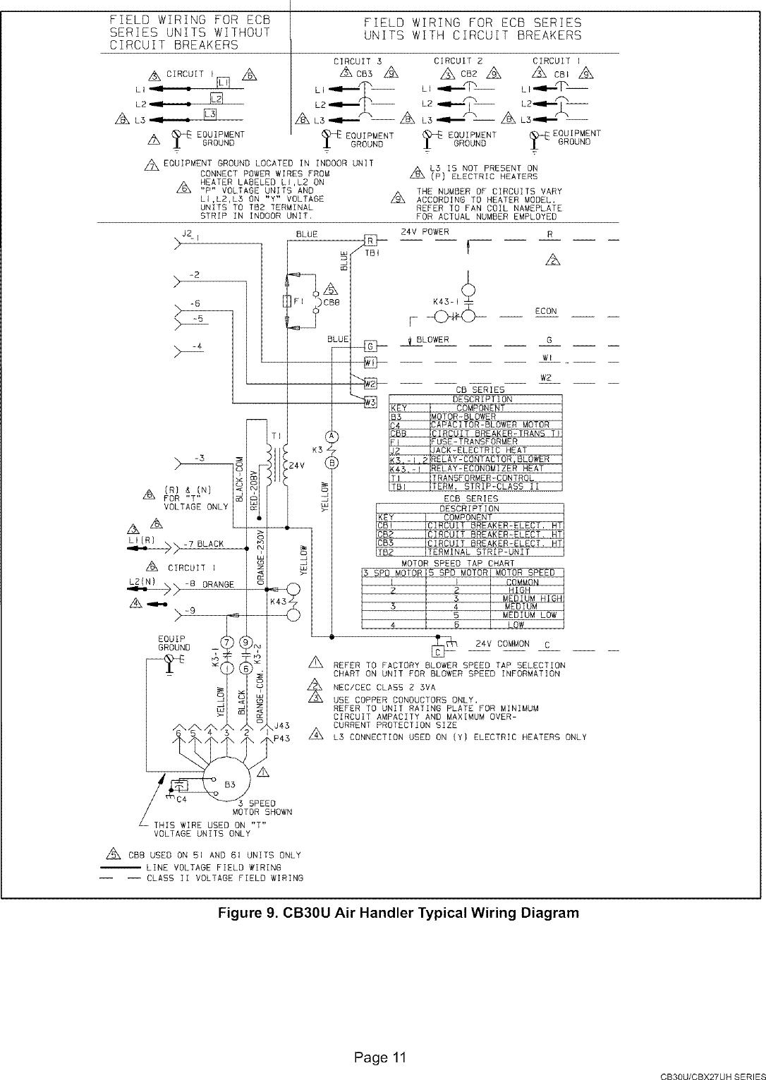 Lennox Wiring Diagram Cb19