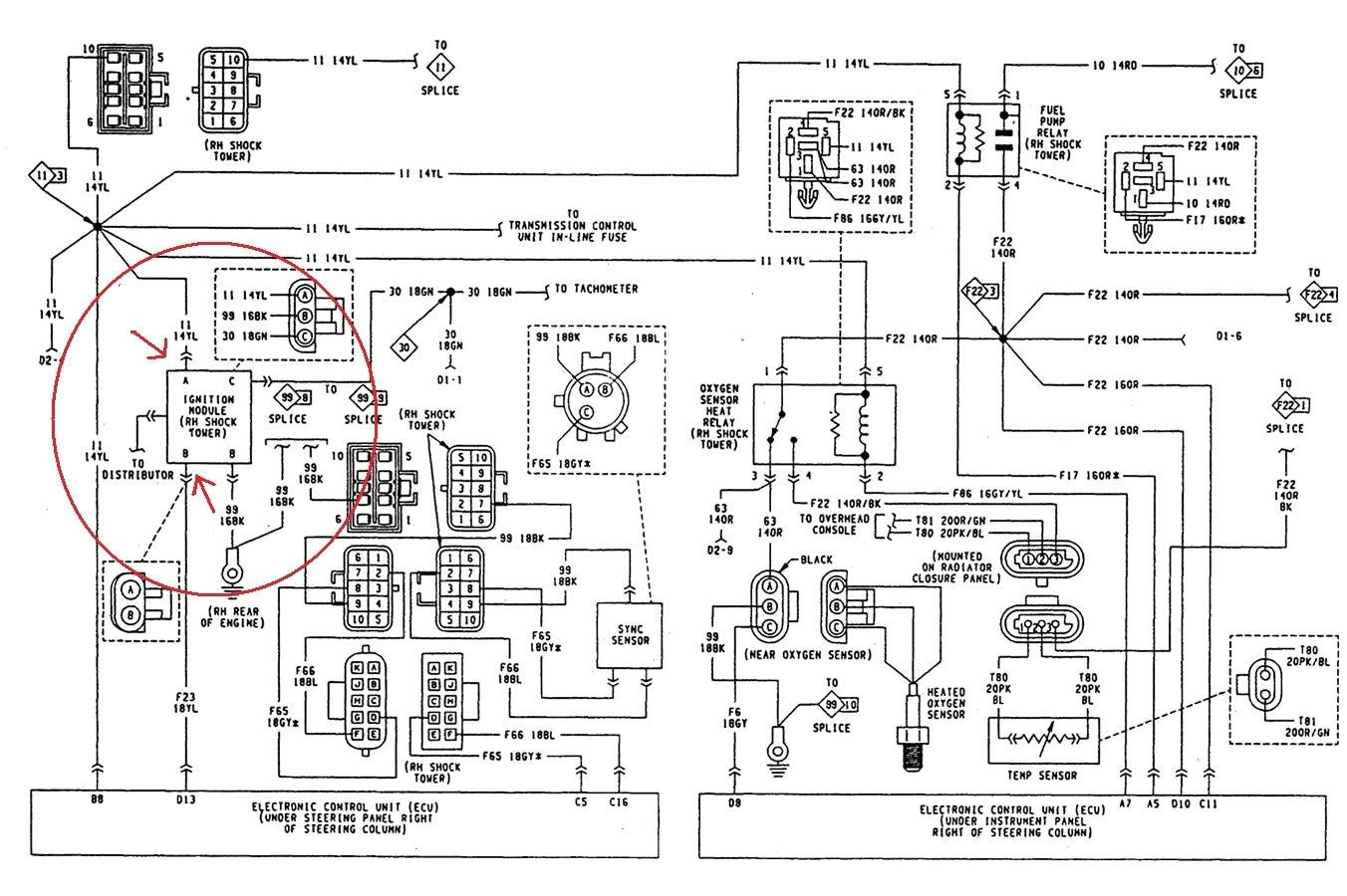 Jeep Cherokee Ignition Wiring Diagram Database