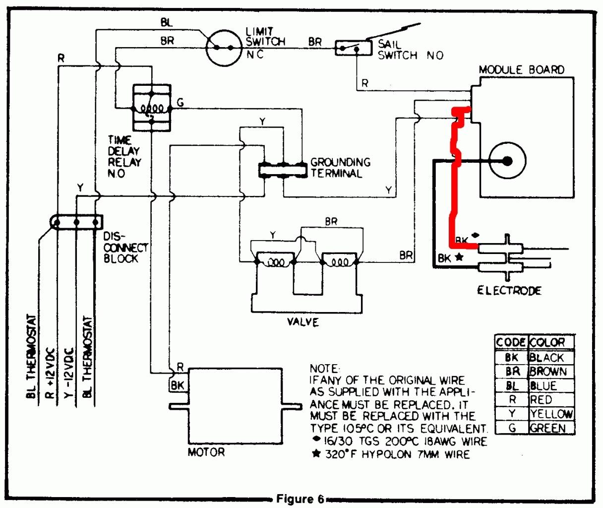Coleman Mach Rv Thermostat Wiring Diagram