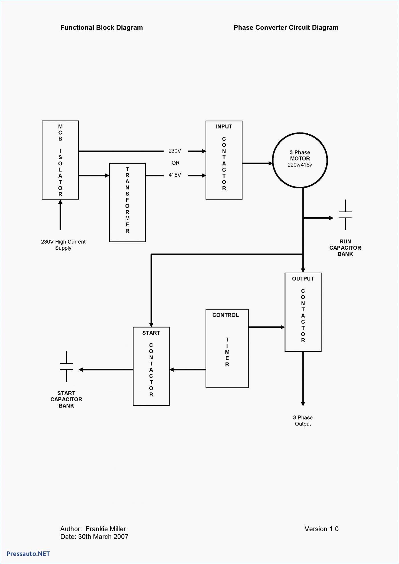 Baldor 3 Phase Motor Wiring Diagram