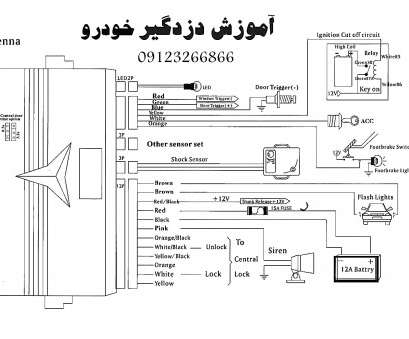 gd5653 car alarm wiring diagram together with car keyless