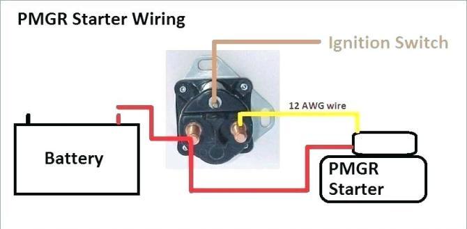3 pole starter solenoid wiring diagram case 446 tractor