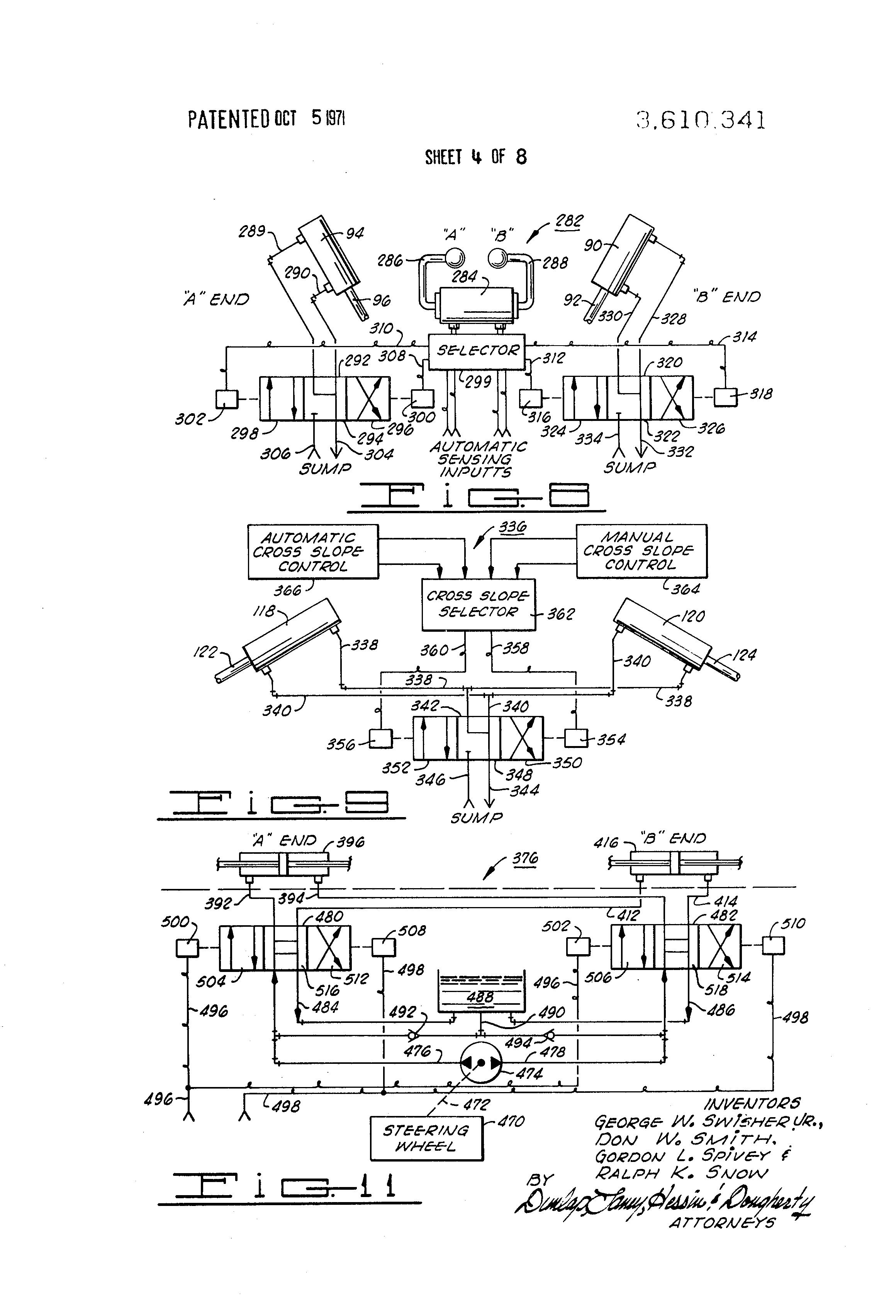 Vc Farmall 300 Hydraulics Diagram Free Diagram