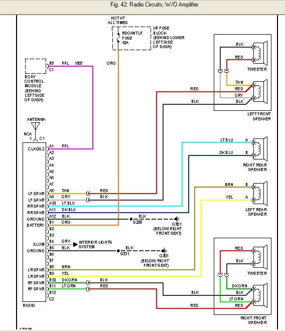 2000 chevy cavalier stereo wiring diagram  filter wiring