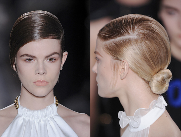 118296 12996122862 Get The Slicked Back YSL Look