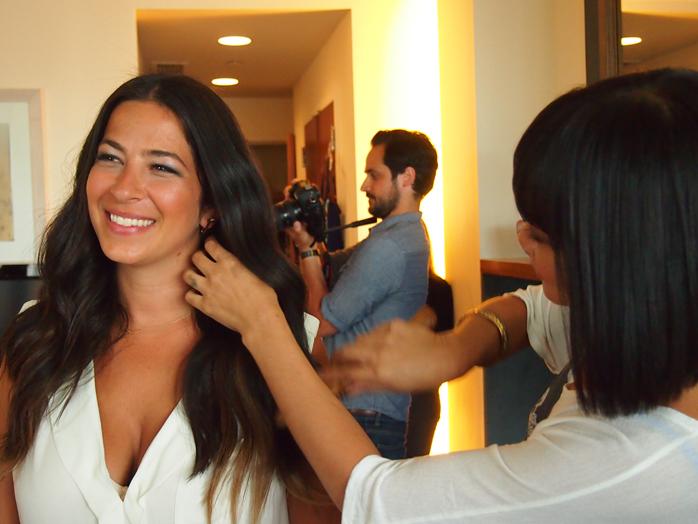 rebecca minkoff cfda1 Rebecca Minkoff & Leandra Medines Beauty Scoop for the CFDAs
