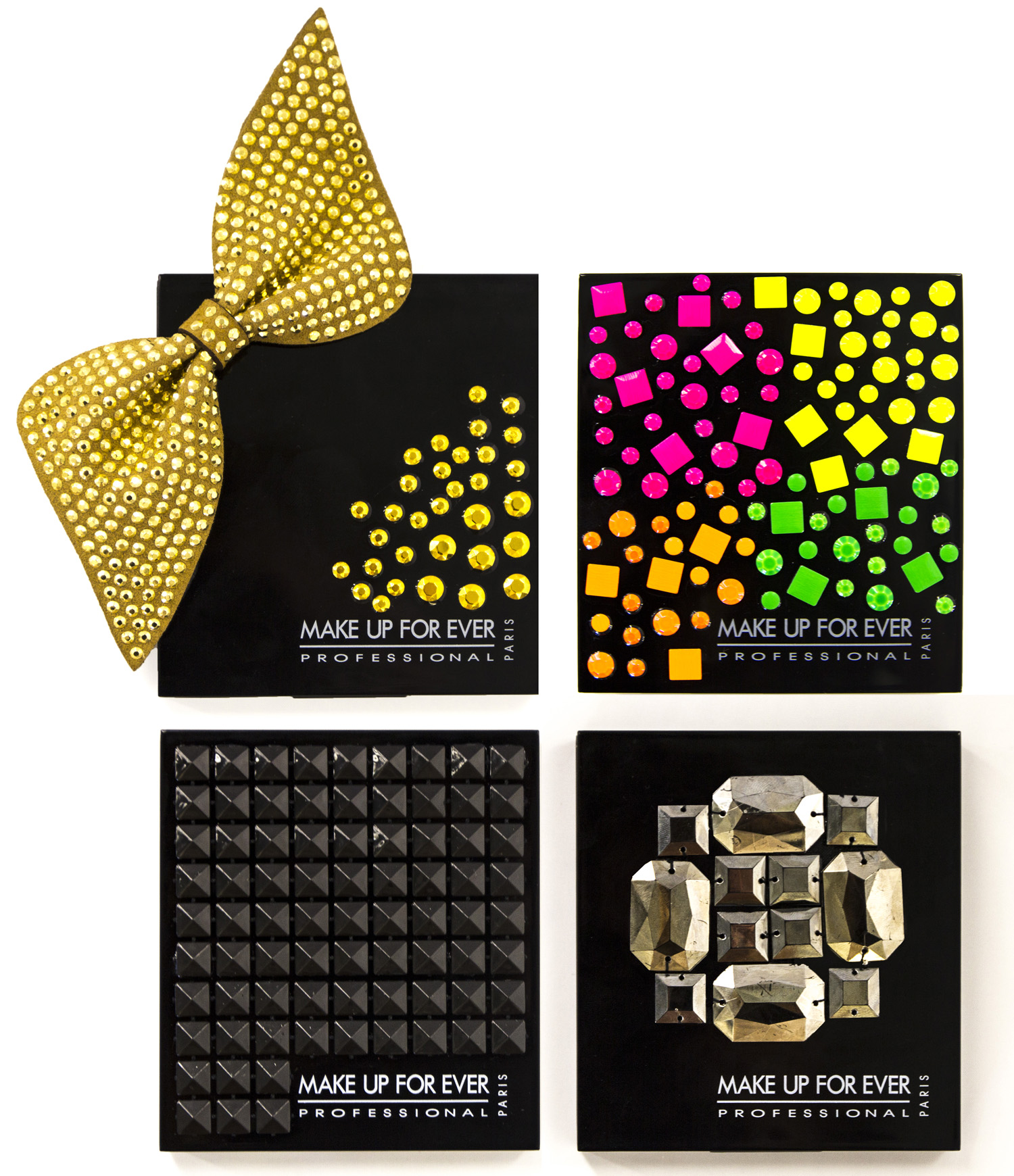 fno 2012 palettes group shot Mark Your Calendars: 6 Limited Edition Beauty Products Offered On Fashions Night Out