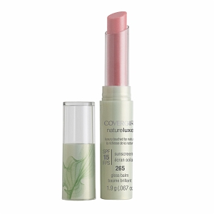 Cheap Trick: CoverGirl NatureLuxe Gloss Balm Gives You That Perfect Hint of Color