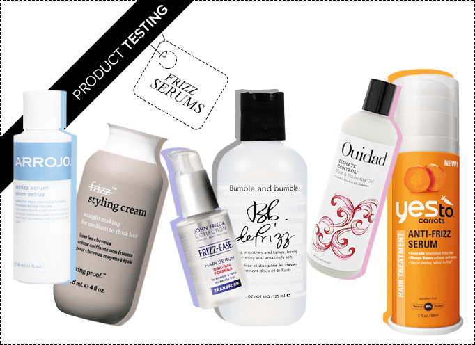 frizzserums Product Testing: Find Out Which Frizz Serums Really Do Their Jobs
