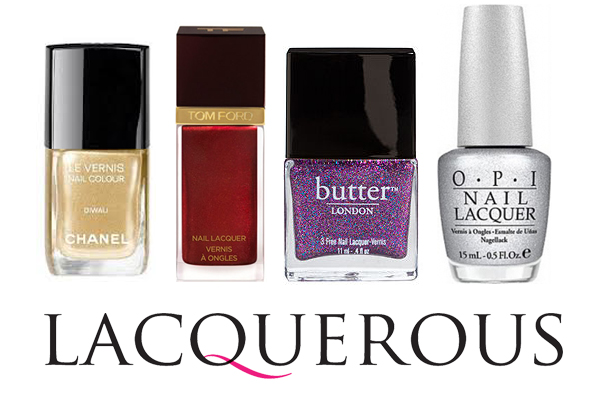 lacquerous nails Tweet and Win! Try New Site Lacquerous and Rent Designer Polish for Free