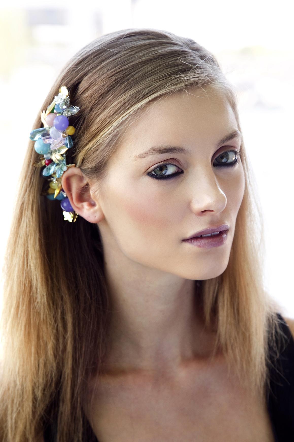 barrette hair accessory