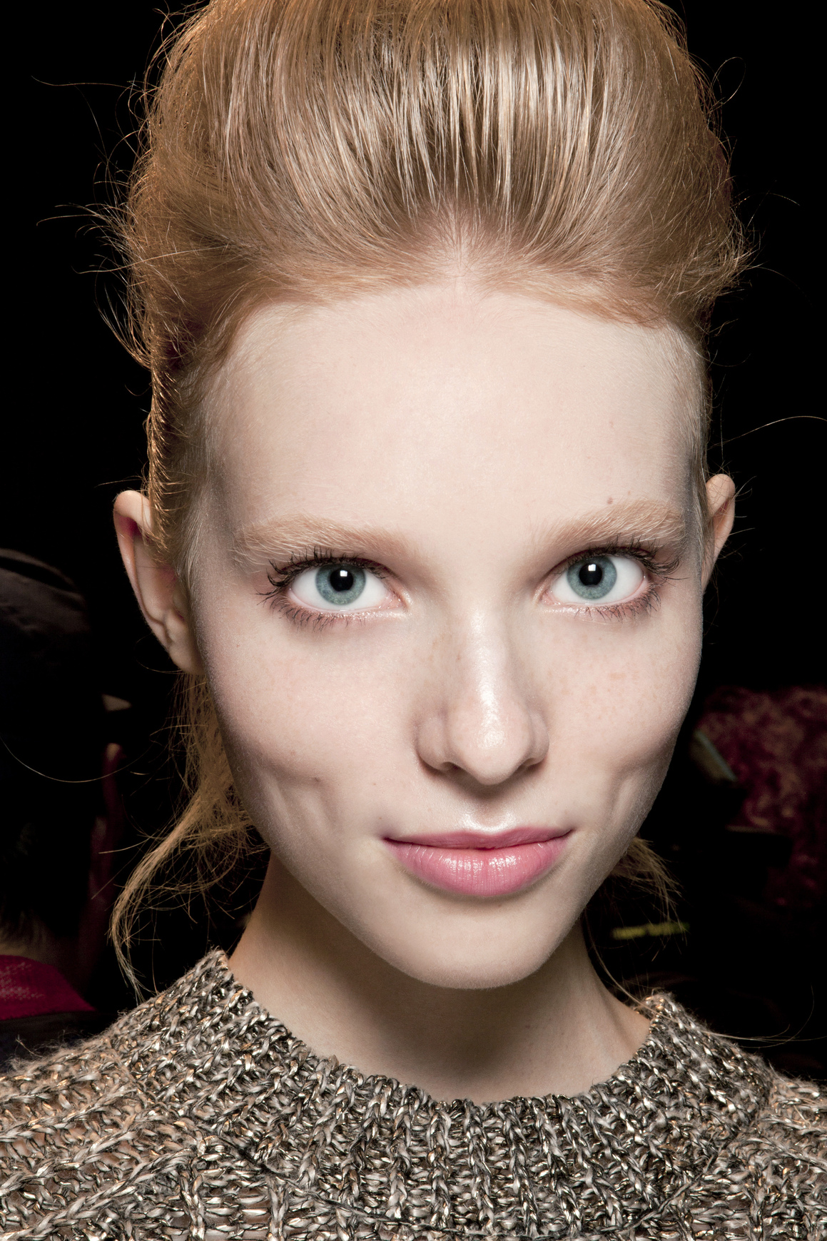 10 Things You Should Never Say To A Girl With Blonde Eyebrows