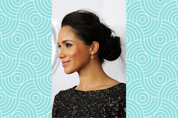 7 Meghan Markle Hairstyles | BeBEAUTIFUL